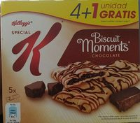Biscuit moments chocolat - Producto
