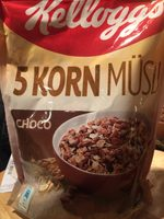 5 Korn Müsli Choco - Produit - fr