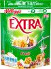 Crujientes cereales de desayuno con fruta - Producte
