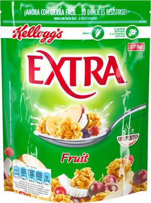 Crujientes cereales de desayuno con fruta - Producte - it