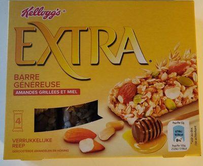 Extra - Barre généreuse - Produit