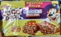 Coco Pops Blocks Maxi Choc - Product