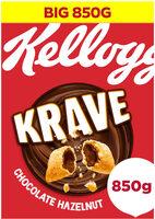 Krave Chocolate Hazelnut - Product - en