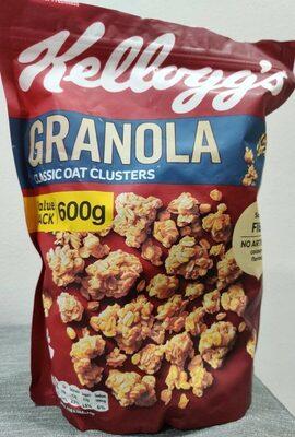 Granola Classic Oat Clusters - 产品 - en