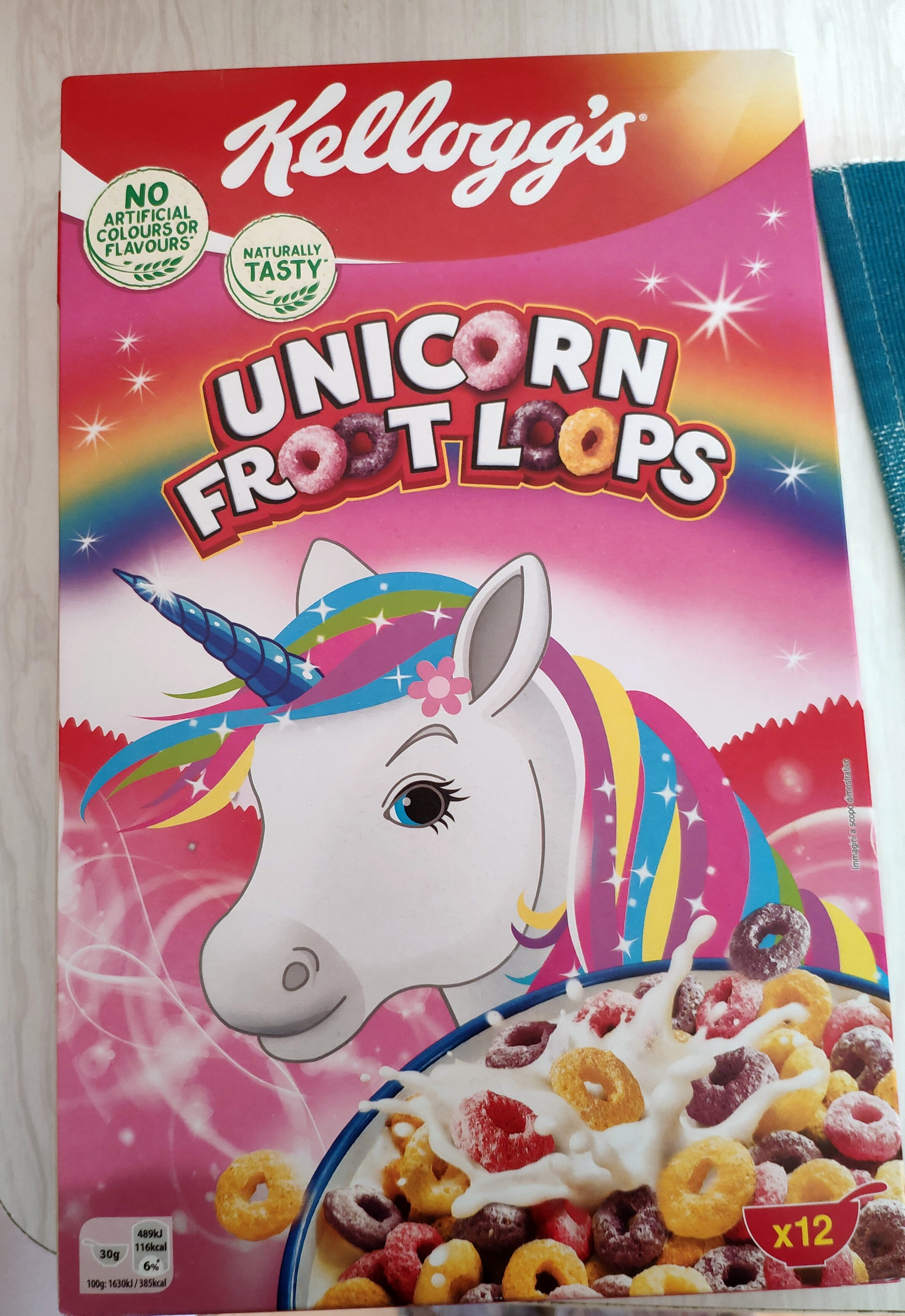 Unicorn froot loops - Product - nl