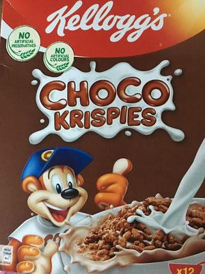 Choco krispies - Produkt