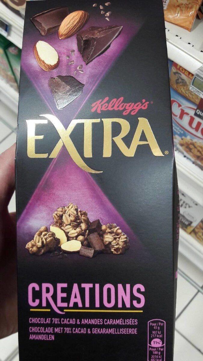 Kellogg's Extra Créations - Produit - fr