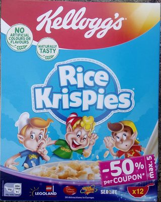 Kellogg's Rice Krispies - Product