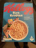 Rice krispies - Producto - en