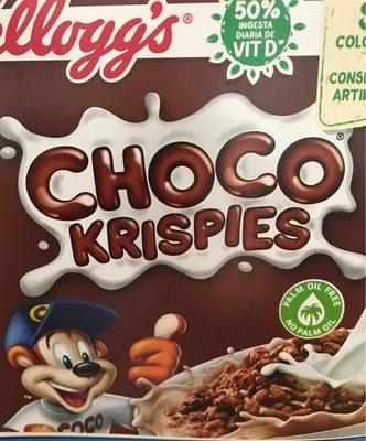 Choco Krispies - Produit - fr