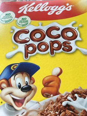 Coco pops - Produit - fr