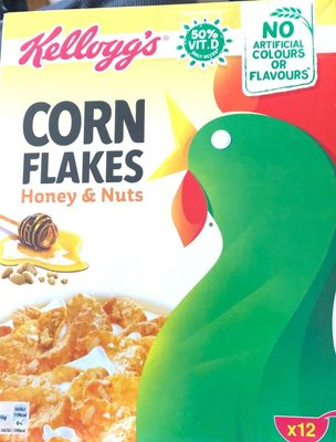 Corn Flakes honey & nuts - Product