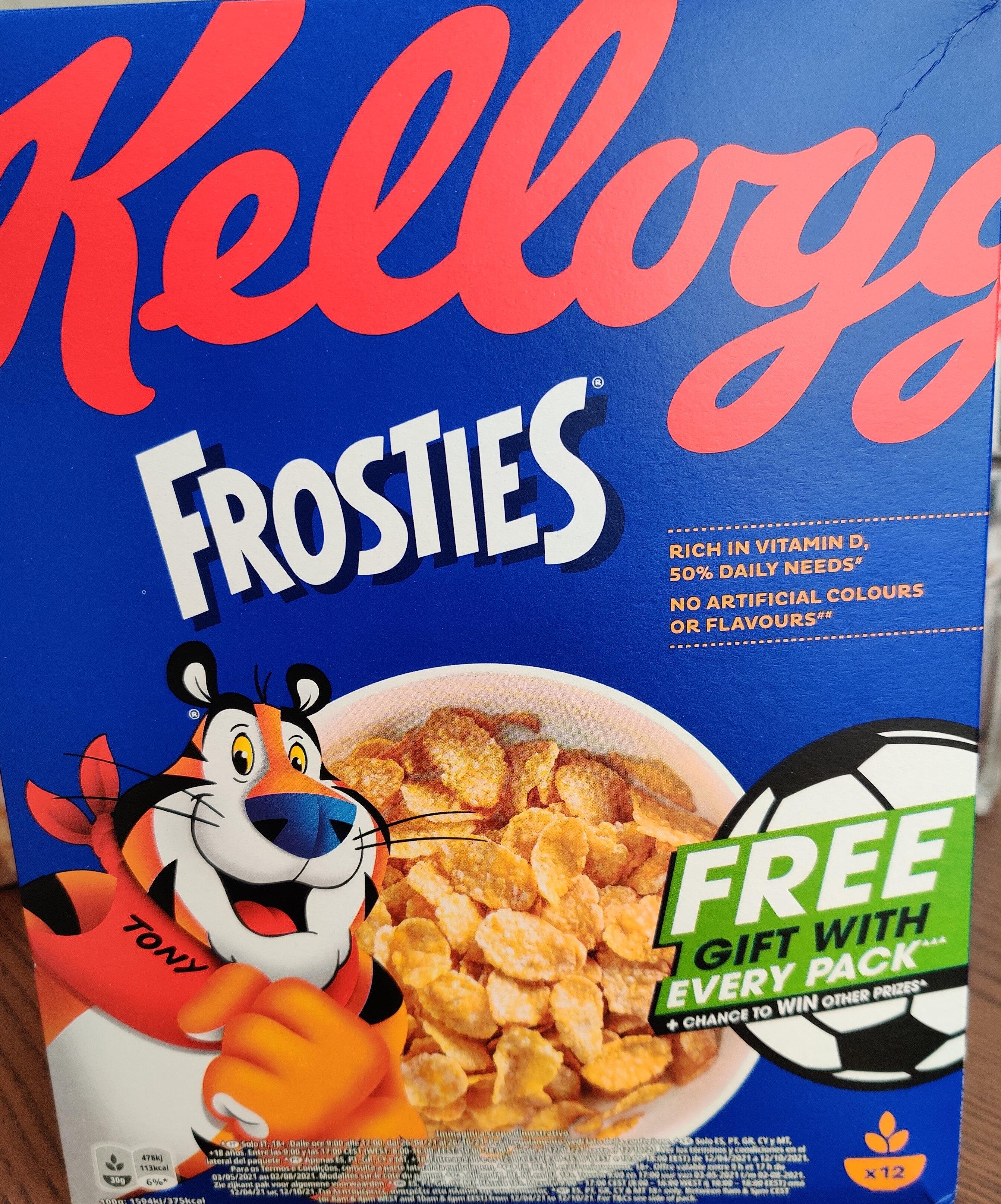 Frosties - Ingredients - nl