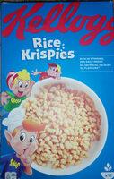 Rice krispies - Produto - es