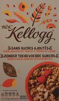 W.k Kellogg muesli croustillant abricot et graines de courge - Product