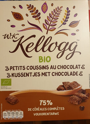 Petits coussins au chocolat - Produit - fr