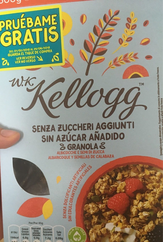 Kellog - Product - fr