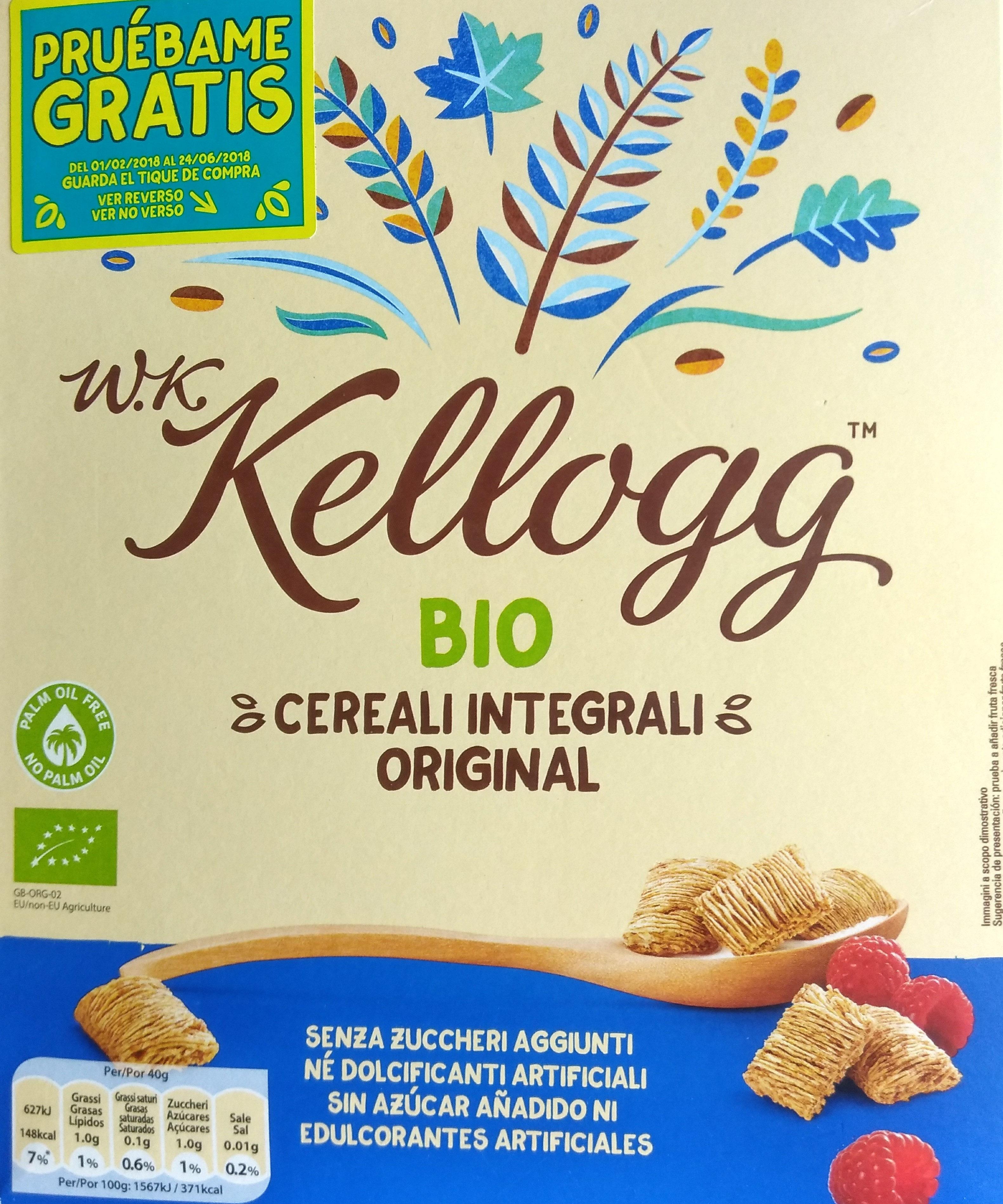 Cereali integrali original - Produto - es