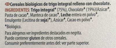 Cereali integrali choco - Ingredientes