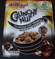 Crunchy Nut - Glorious Oat Granola - Product
