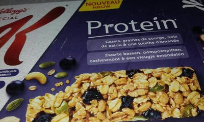 Barre proteinée - Produit - fr