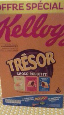 Trésor Kellogg's Choco Roulette offre spécual - Product