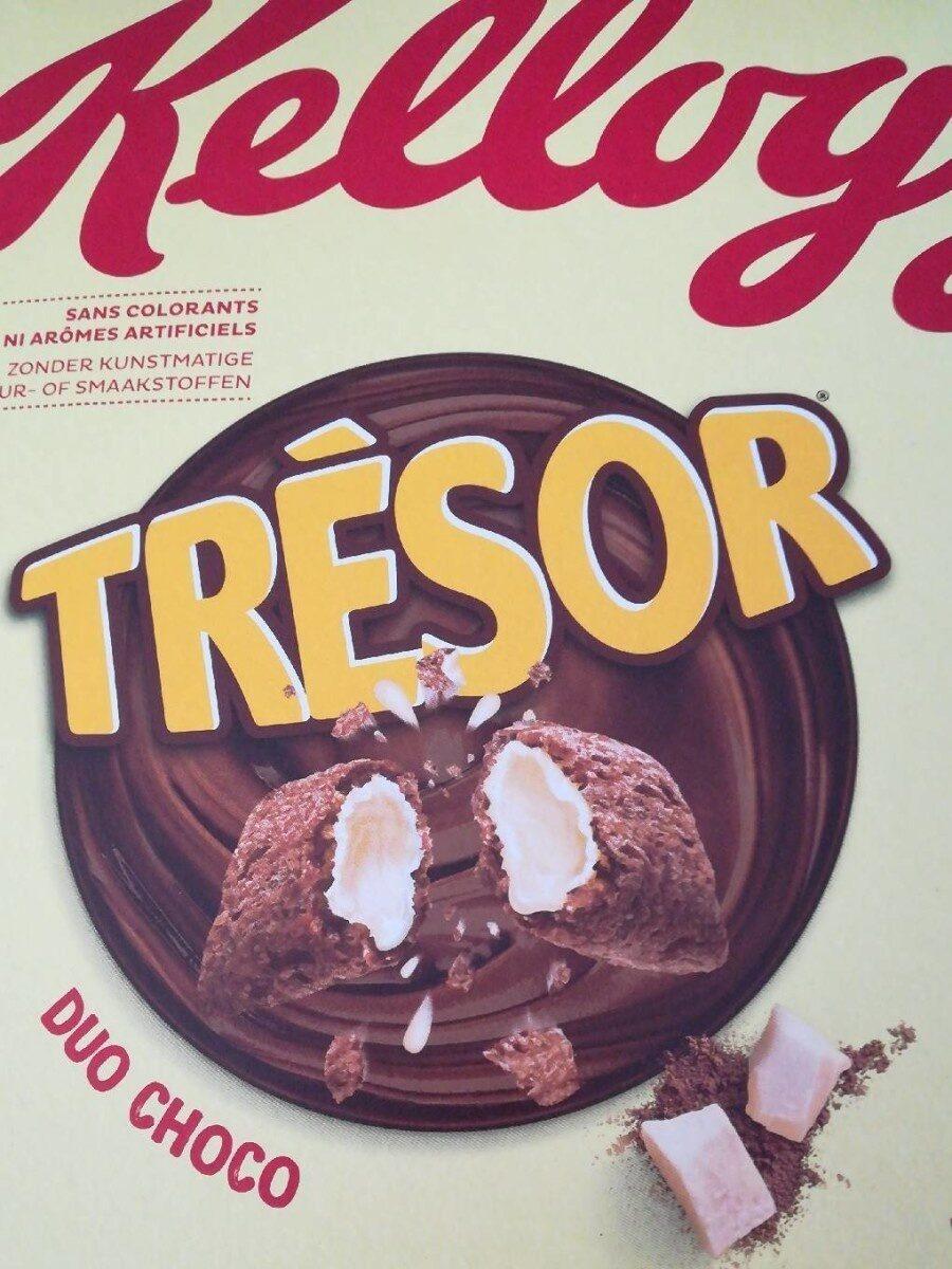 Trésor duo choco - Prodotto - fr