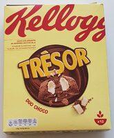 Céréales Trésor Kellogg's Duo Choco - Product - nl