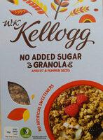 Wk Granola apricot & pumpkin seeds - Produit