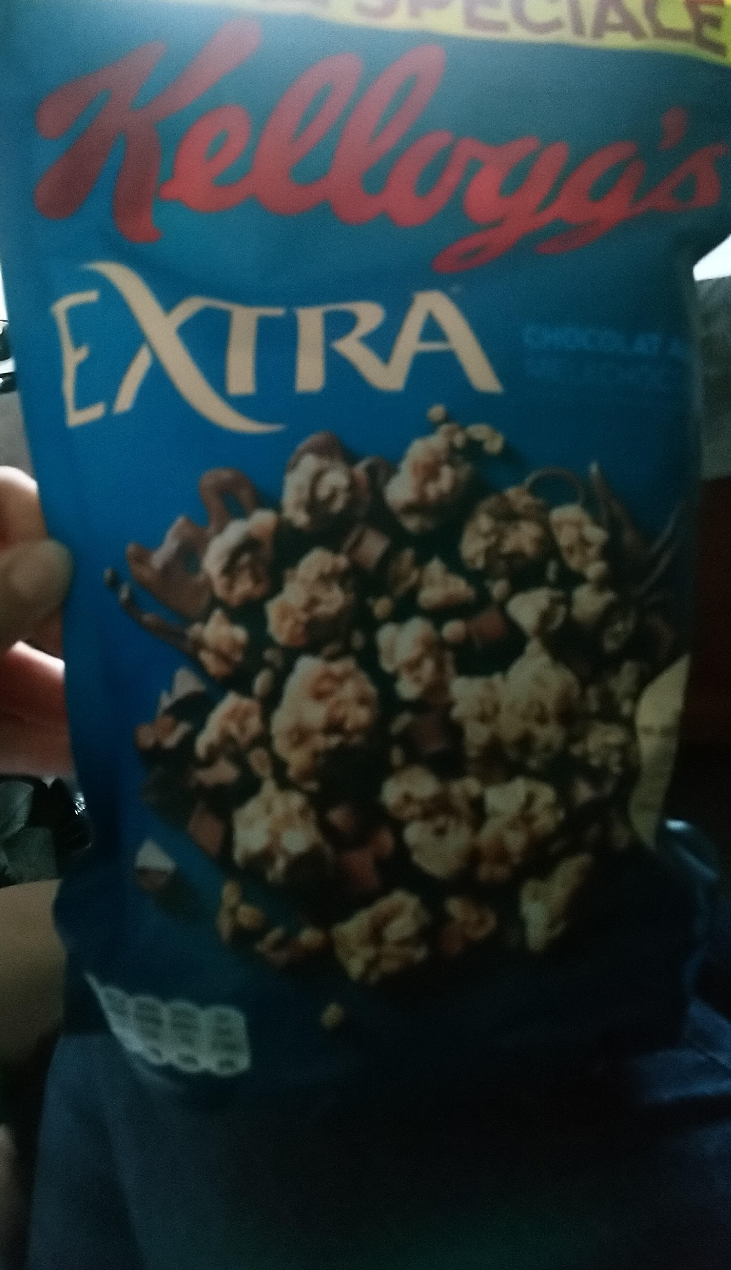 Kellogs Extra chocolat au lait - Product - fr