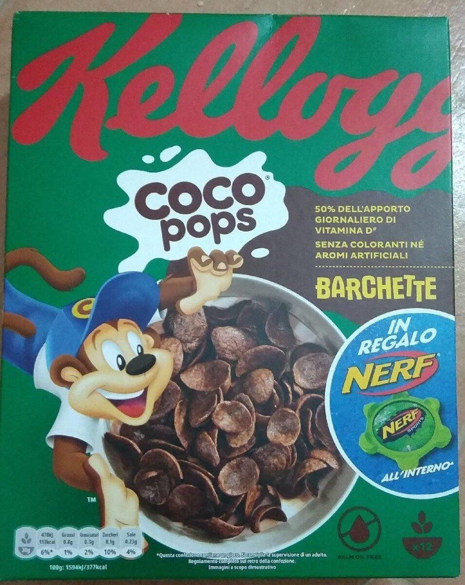 Cocopops - Produit - it