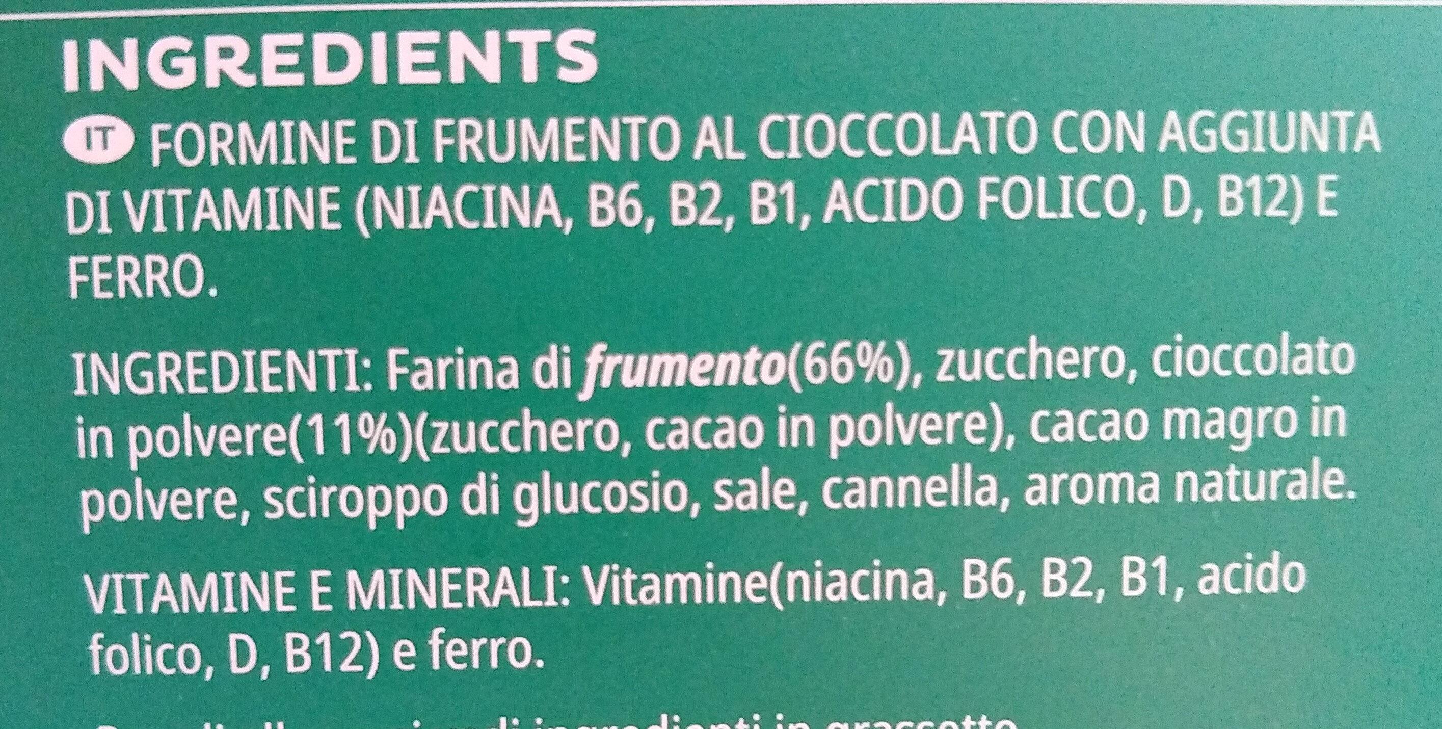 Cocopops - Ingrédients - it