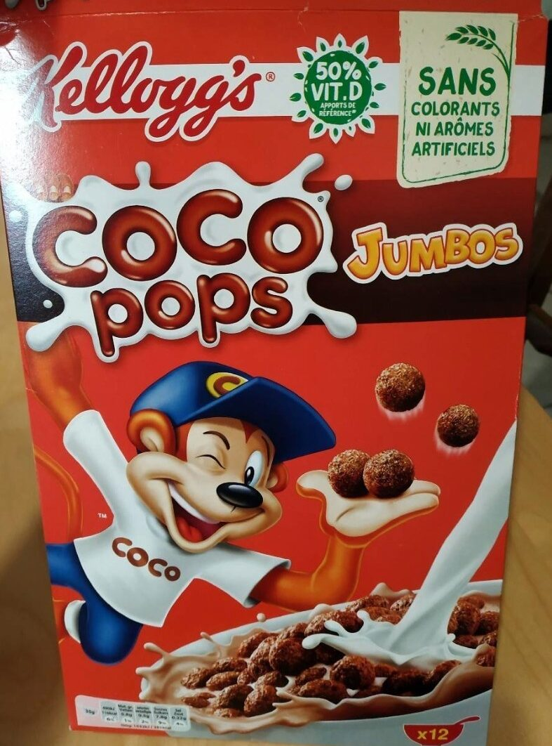 Coco pops jumbos - Product