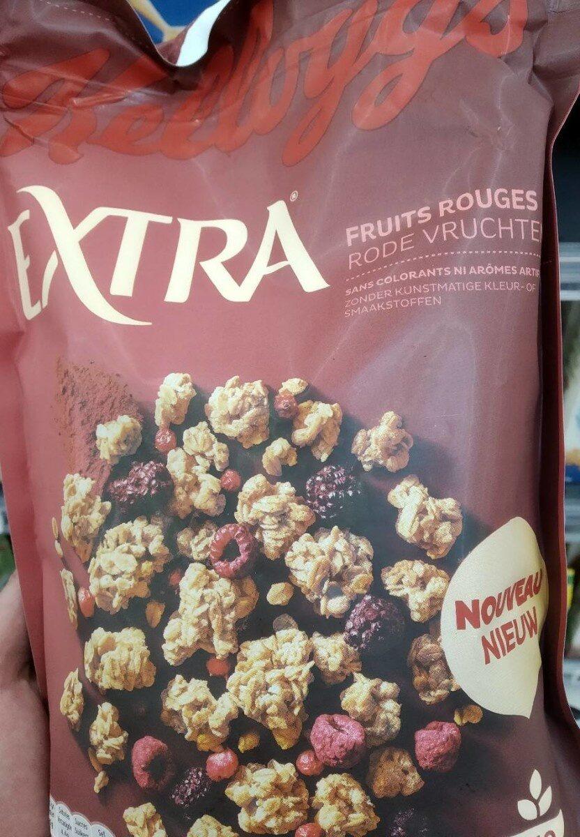 Extra Fruits Rouges - Product