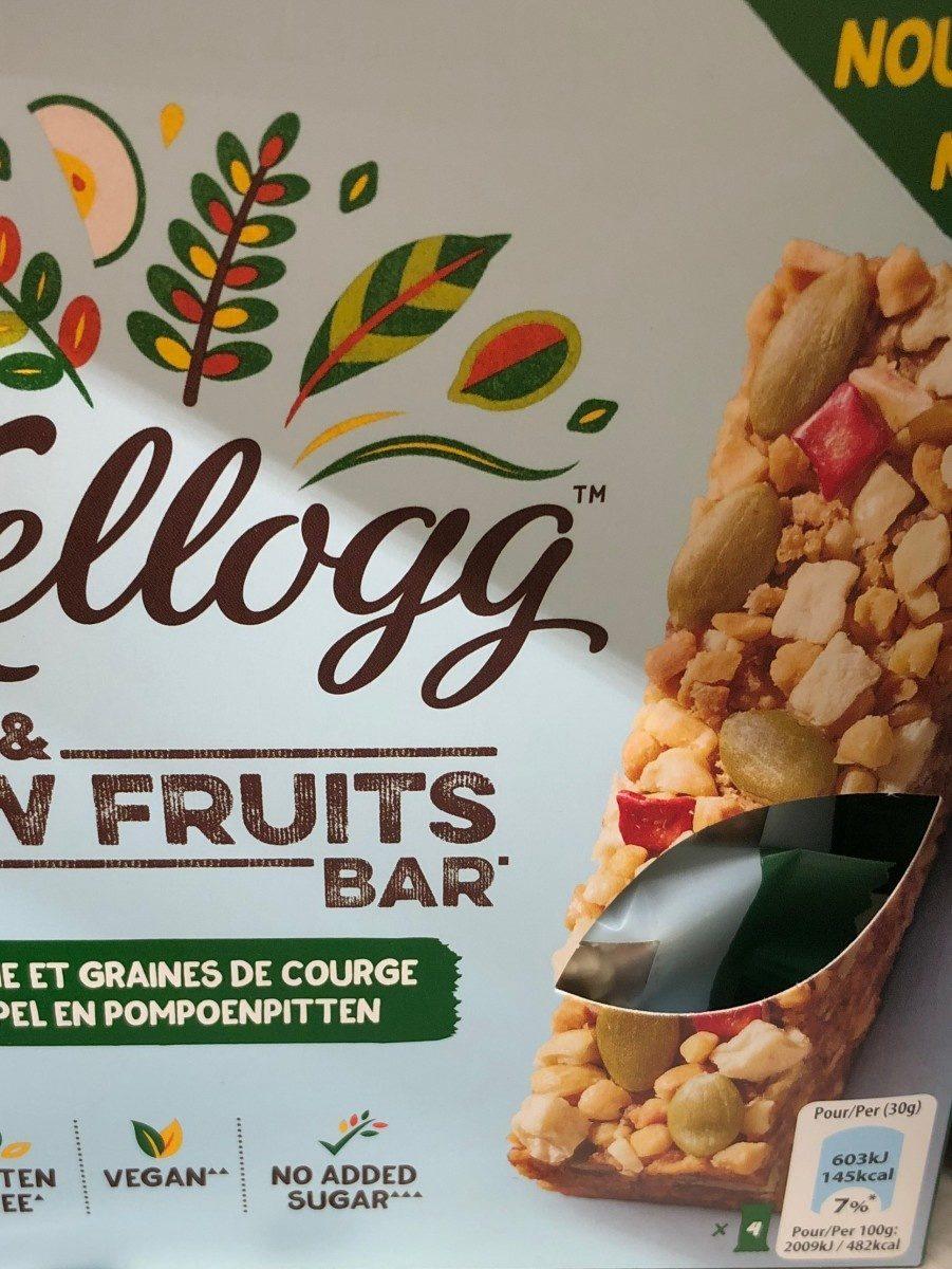 Nuts raw - Produit