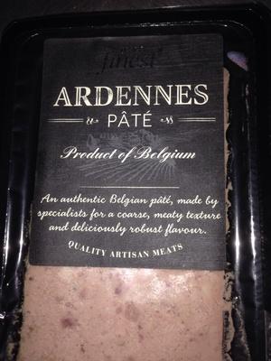 Ardennes pâté - Product - en