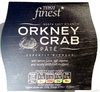 orkney crab pate - Product
