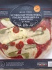 wood fired sunblush tomatoes, italian mozzarella & basil pesto 12'' pizza - Product