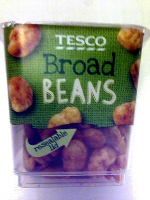 Broad beans - Product
