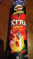 Xtra - Spicy Chilli Sauce - Product - fr