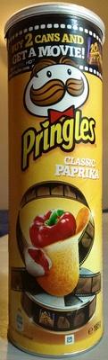 Classic paprika - Product - fr