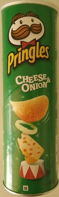 Cheese & Onion - Product - fr