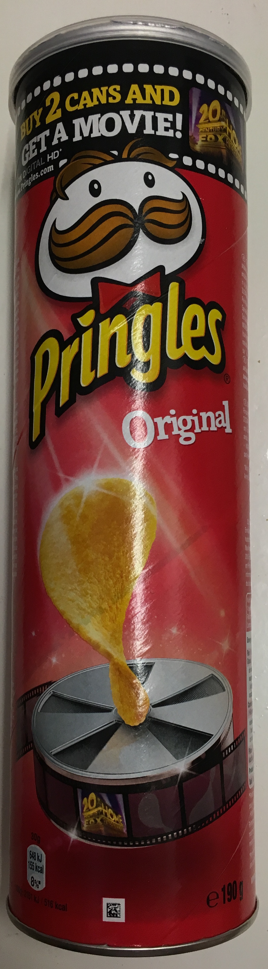 Pringles Original - Prodotto