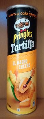 Tortilla chips - Nacho Cheese - Produkt - de