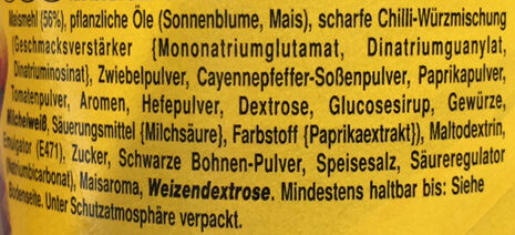 Creatine Monobydrate - Ingredients - de