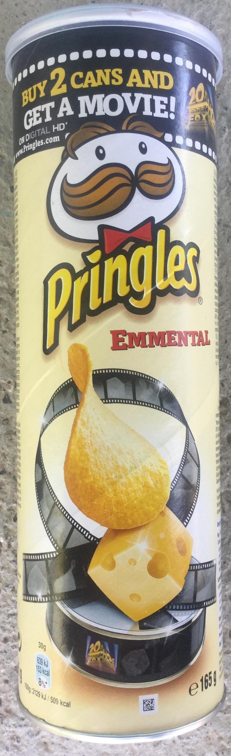 Snack salé au goût emmental - Prodotto - fr