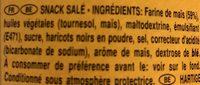 Tortilla Chips Original - Ingrédients - fr