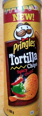Tortilla Chips Spicy Chilli - Product - fr