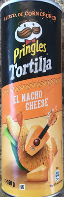 Tortilla Chips Nacho Cheese - Product - fr