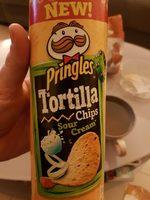 Tortilla sour cream - Produit - en